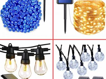 13 Best Solar String Lights To Buy In 2020