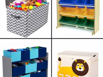 13 Best Toy Boxes And Chests In 2020