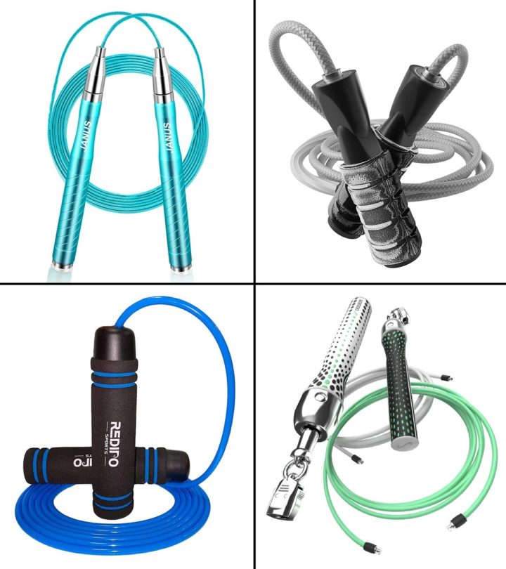 13 Best Weighted Jump Ropes For Workouts In 2020