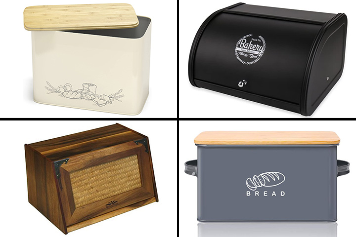 15 Best Bread Boxes To Buy In 2020