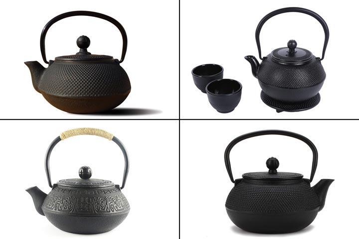 15 Best Cast Iron Teapots In 2020