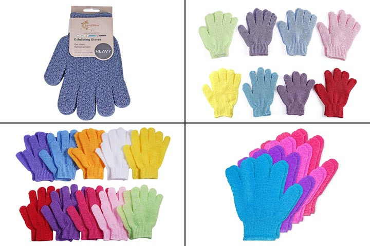 15 Best Exfoliating Gloves Of 2020-1