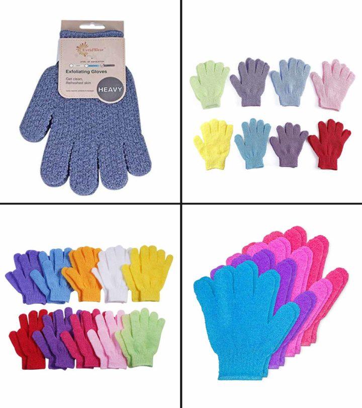 15 Best Exfoliating Gloves Of 2020-1