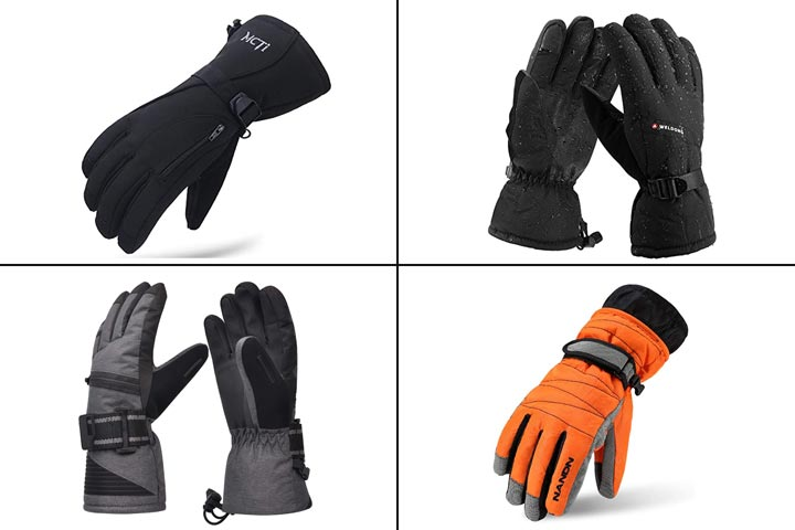 15 Best Gloves for Snowboarding In 2020-1