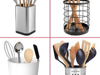 15 Best Kitchen Utensil Holders In 2021