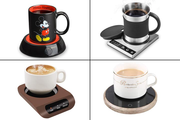 15 Best Mug Warmers To Buy In 2020-1