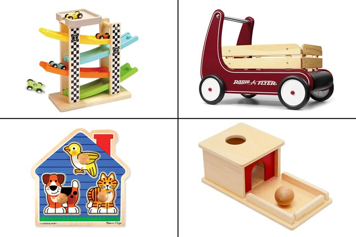 15 Best Wooden Toys For 1 Year Olds Of 2020-1