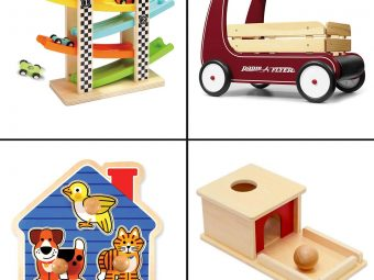 15 Best Wooden Toys For 1 Year Olds Of 2021