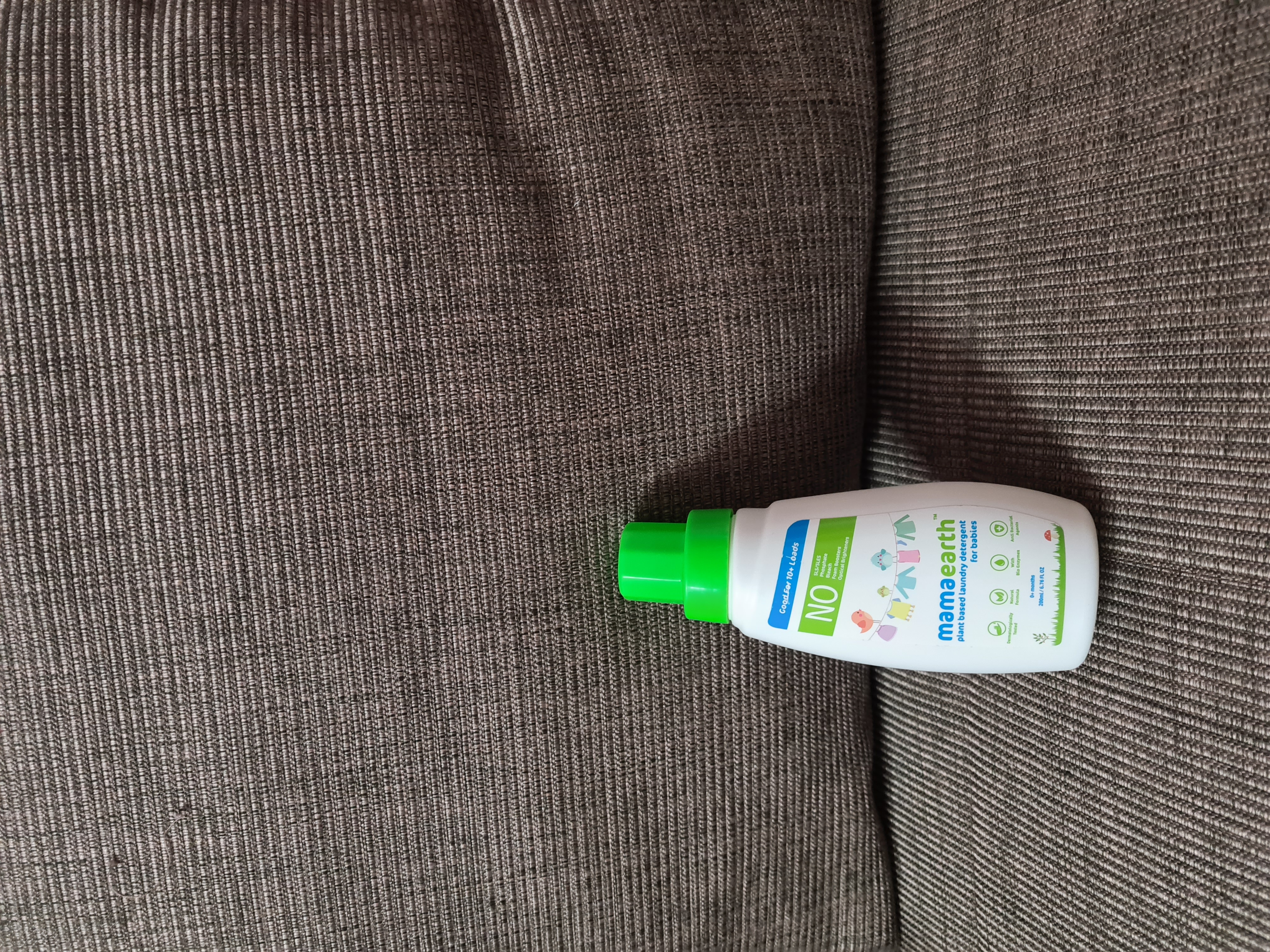 Mamaearth Plant Based Laundry Liquid Detergent For Babies-its good for baby skin-By gunjanjain