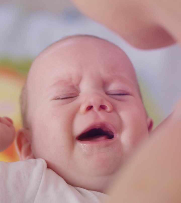 Reasons Why Baby Fusses Or Cries While Breastfeeding
