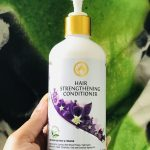 Mom & World Hair Strengthening Conditioner-No More Worries For Colored Hair-By ikhu