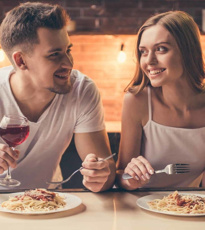 Easy And Romantic Dinner Ideas For Two At Home