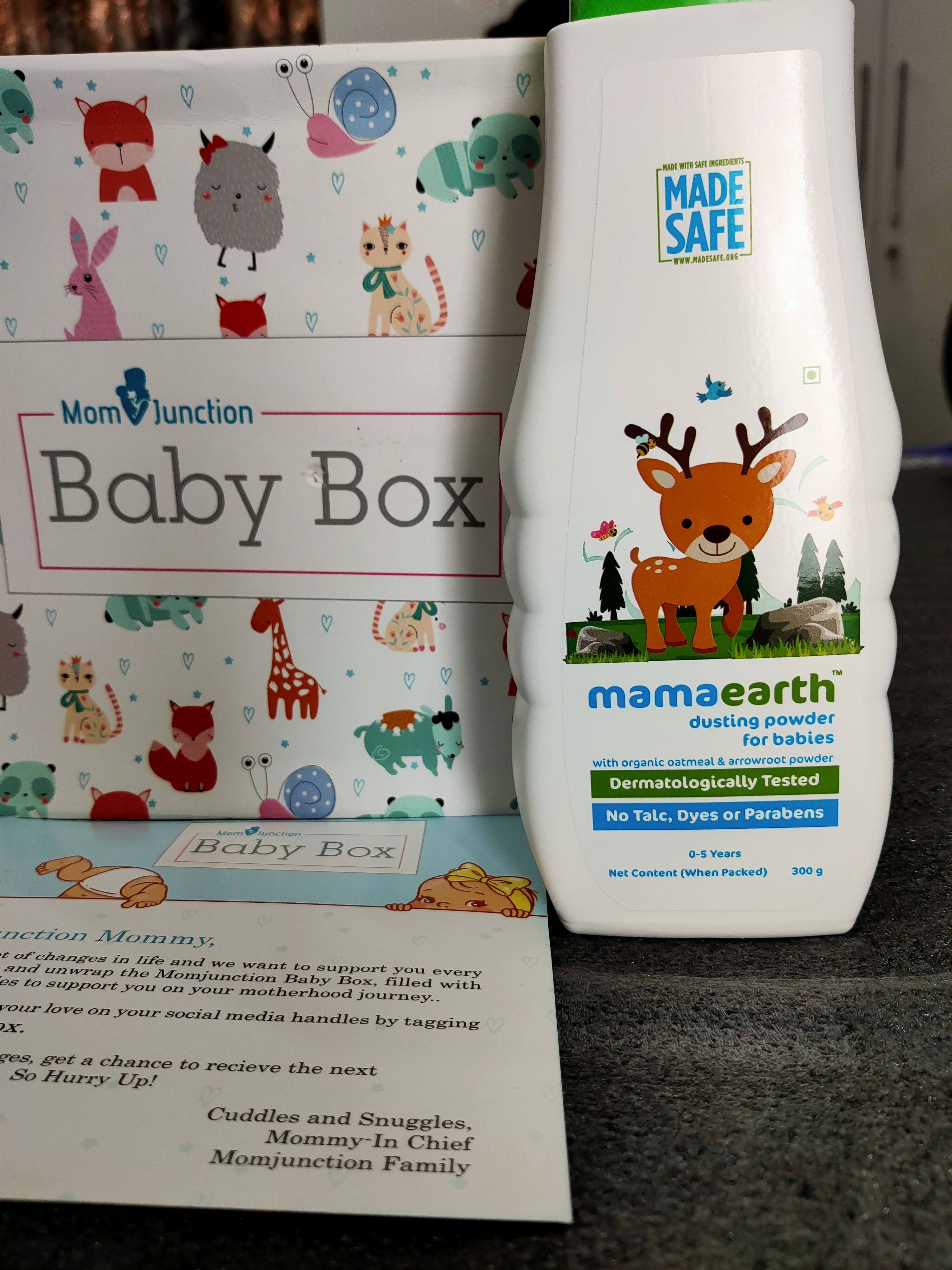 Mamaearth Dusting Powder For Babies-Safe for babies-By madaanritu