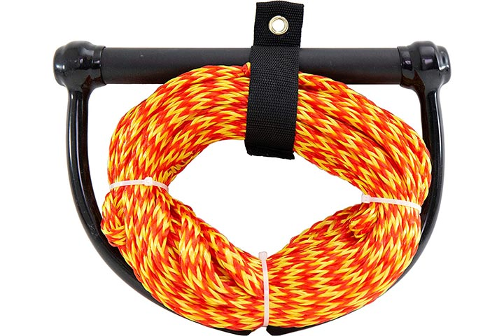 Adealistic Ultimate Knotted Floating Surf Rope