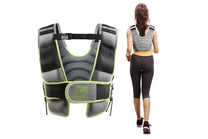 Adjustable Weighted Vest by RitFit