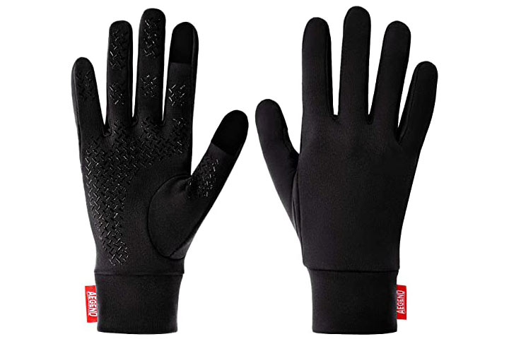 Aegend Running Gloves