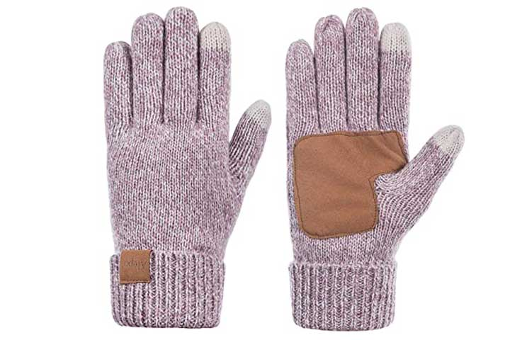 Alepo Winter Wool Gloves For Women And Men