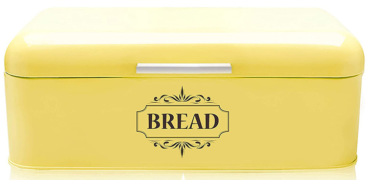 All-Green Products Vintage Bread Box