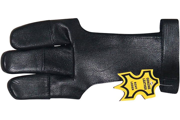 Allness Gloves Genuine Leather Archery Glove