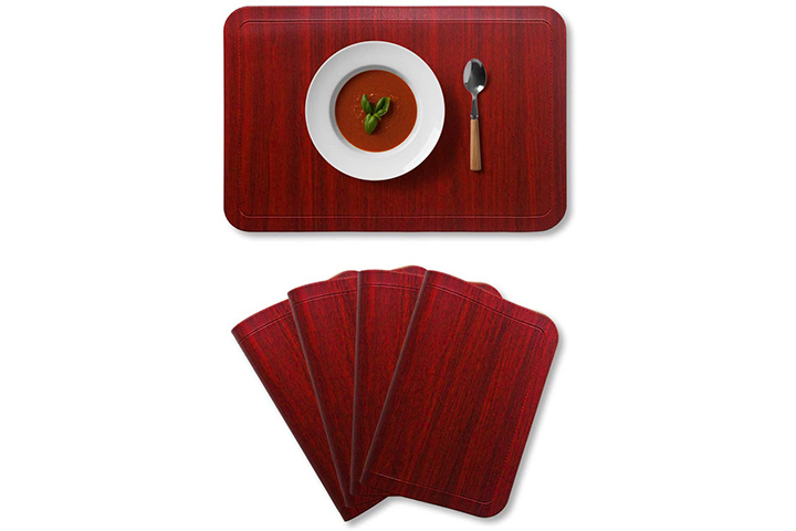 Alpiriral Dining Table Placemats
