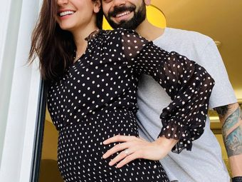 Anushka Sharma And Virat Kohli To Become Parents; Shares Picture Of Baby Bump