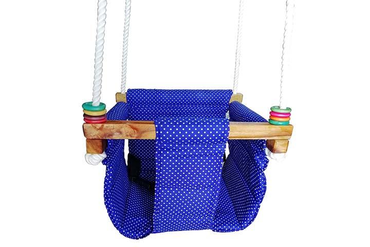 Ashish Baby Swing IndoorOutdoorBaby Jhula