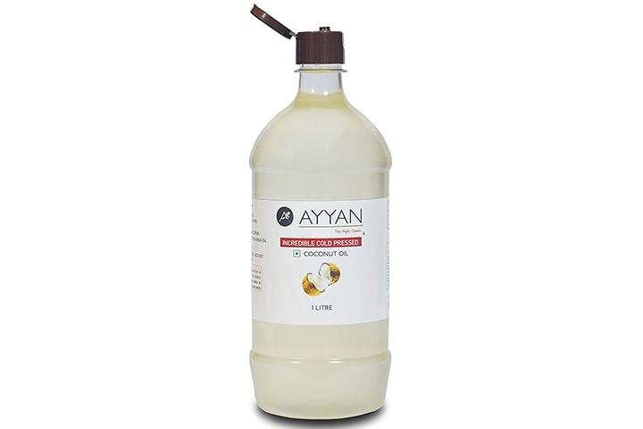 Ayyan & Co Cold-Pressed Unrefined Coconut Oil