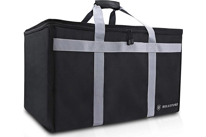 Belleford Insulated Food Delivery Bag
