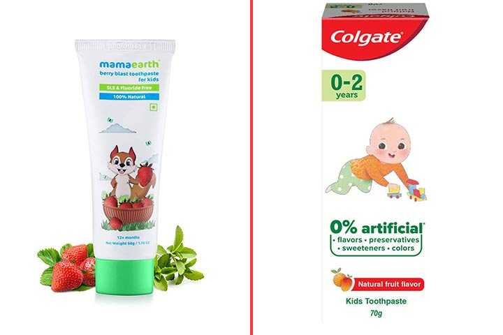 Best Baby Toothpastes In India In 2020