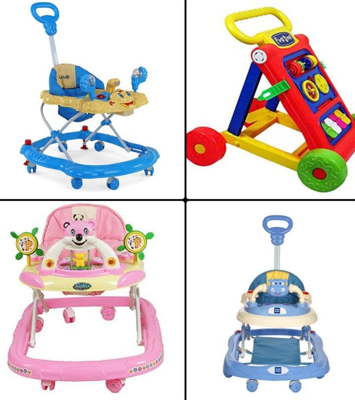 Best Baby Walkers To Buy In India