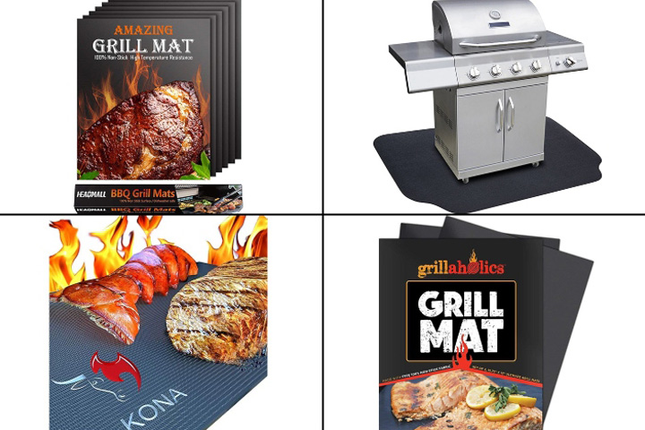 Best Grill Mats To Buy
