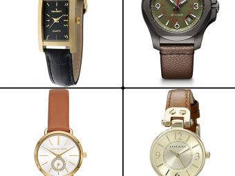 11 Best Leather Strap Watches To Buy In 2020
