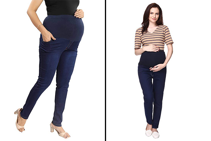 Best Maternity Jeans For Pregnant Women In India