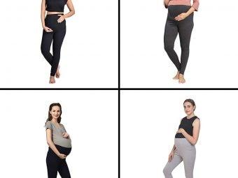 प्रेगनेंसी के लिए 7 बेस्ट मैटरनिटी लेगिंग्स | Best Maternity Leggings For Women In India