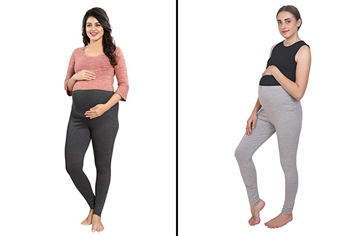 Best Maternity Leggings For Women In India