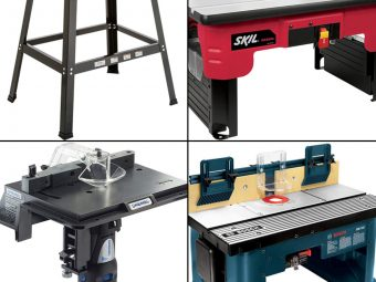 10 Best Router Tables To Buy In 2021