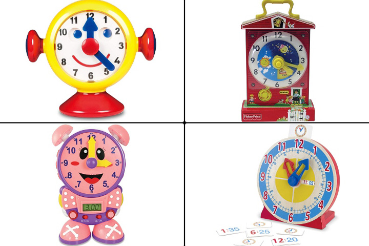 Best Teaching Clocks