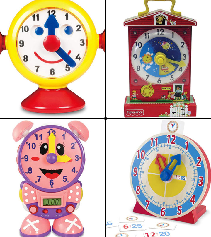 Best Teaching Clocks