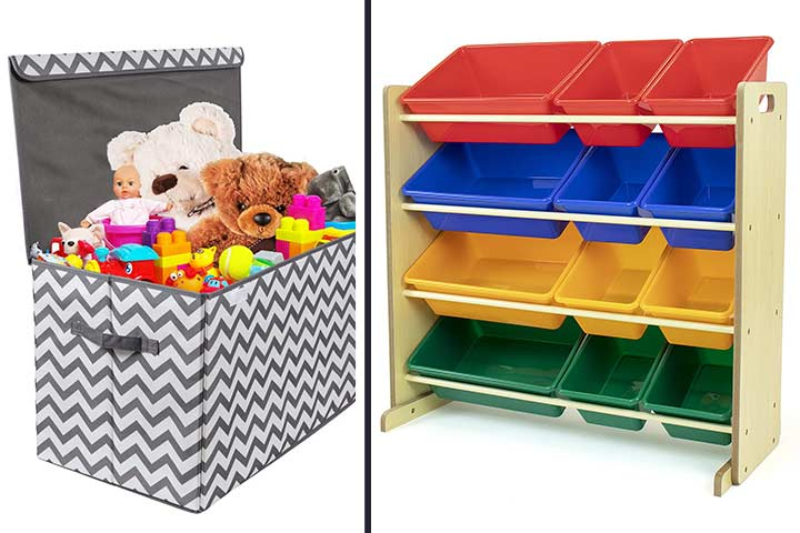 Best Toy Boxes And Chests In 2020