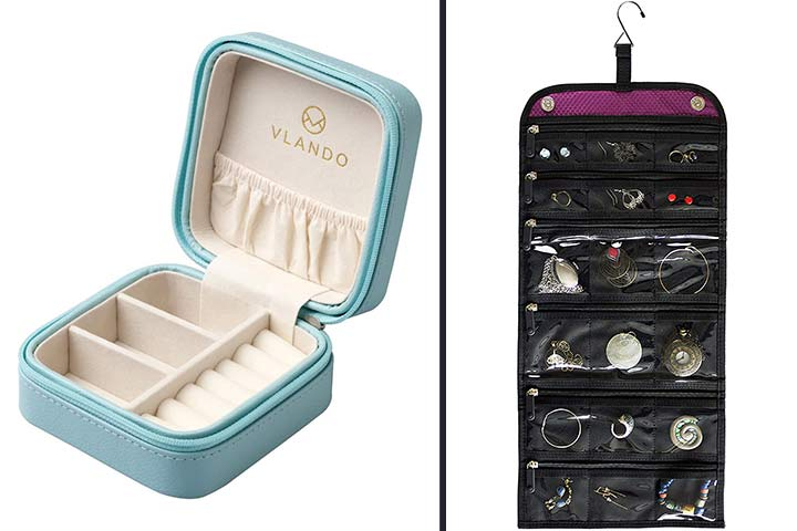 Best Travel Jewelry Cases To Buy In 2020