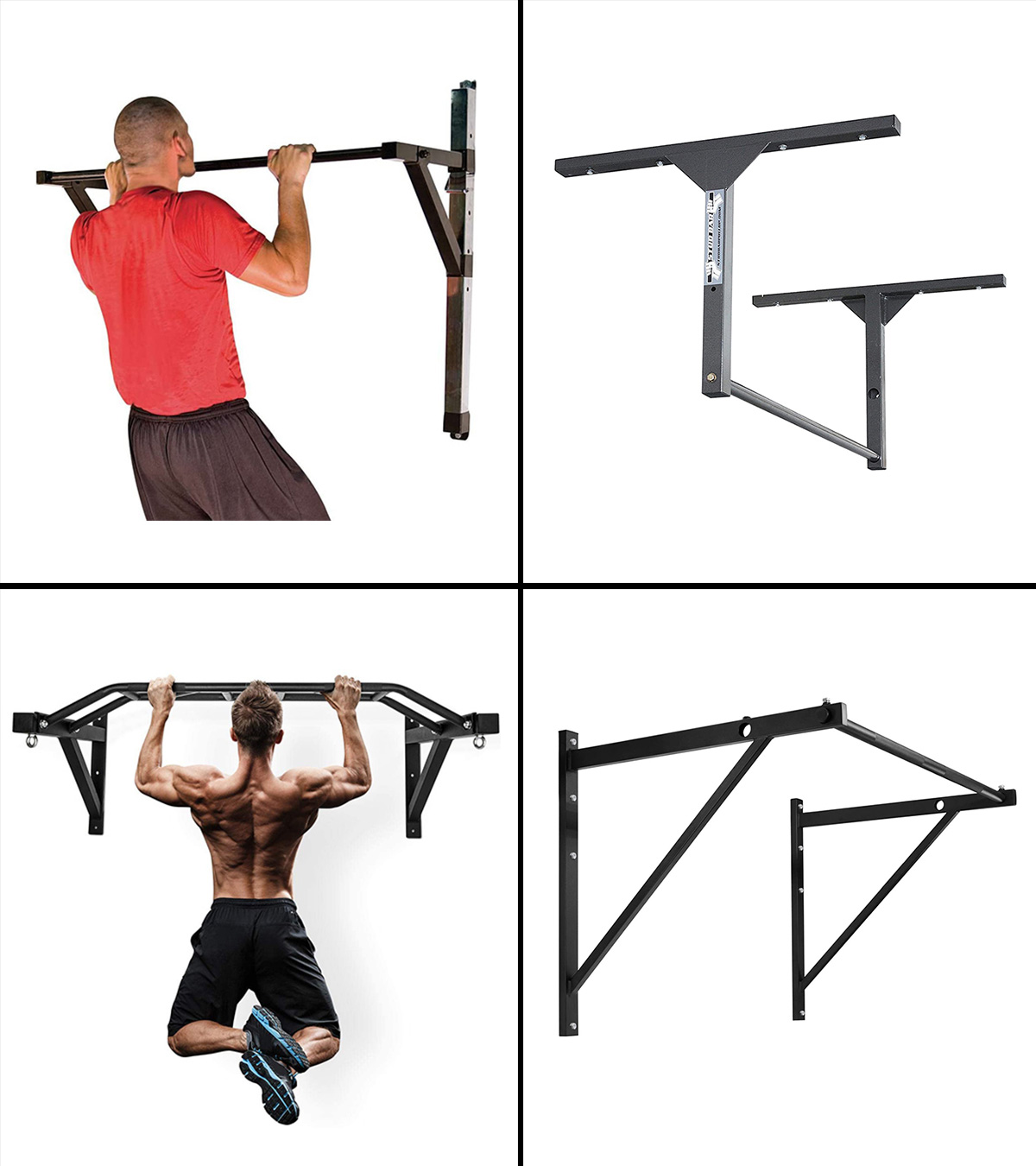 Image of: 11 Best Wall Mounted Pull Up Bars In 2020