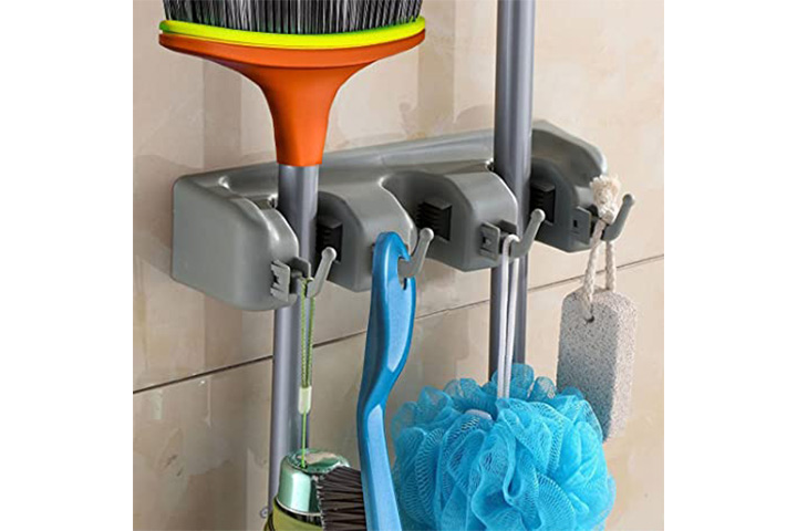 Better quality Mop and Broom Holder
