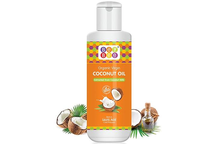 Beybee Extra Virgin Organic Coconut Oil