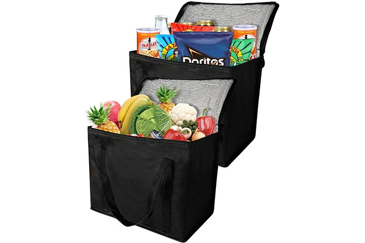 Bodaon Insulated Reusable Grocery Bag