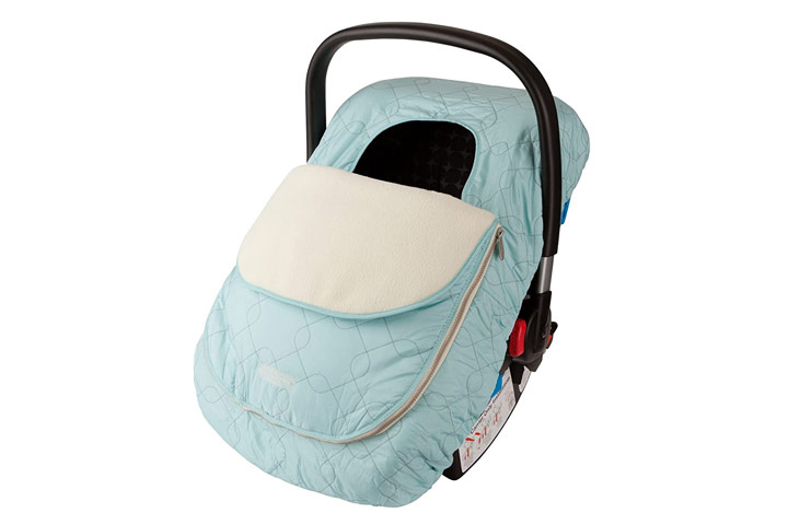 Car Seat Cover by JJ Cole