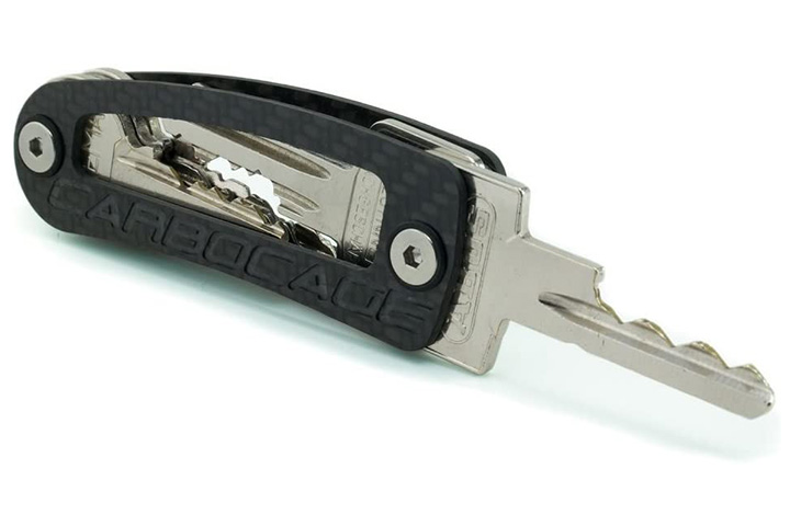 Carbocage Keycage Smart Key Organizer