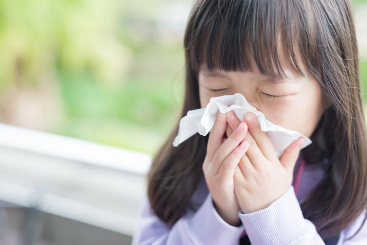 Cold In Children Symptoms, Treatment And Home Remedies-1