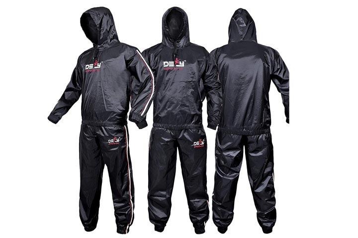 DEFY Sports Heavy Duty Sauna Suit