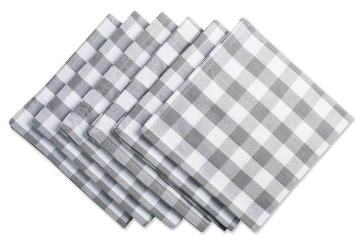 DII Oversized 20x20 Cotton Napkin