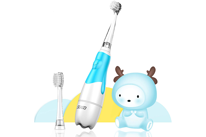 Dada-Tech Toddler Teeth Brush